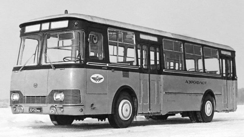 ЛиАЗ-677П ЛиАЗ 677, автобуз, лиаз