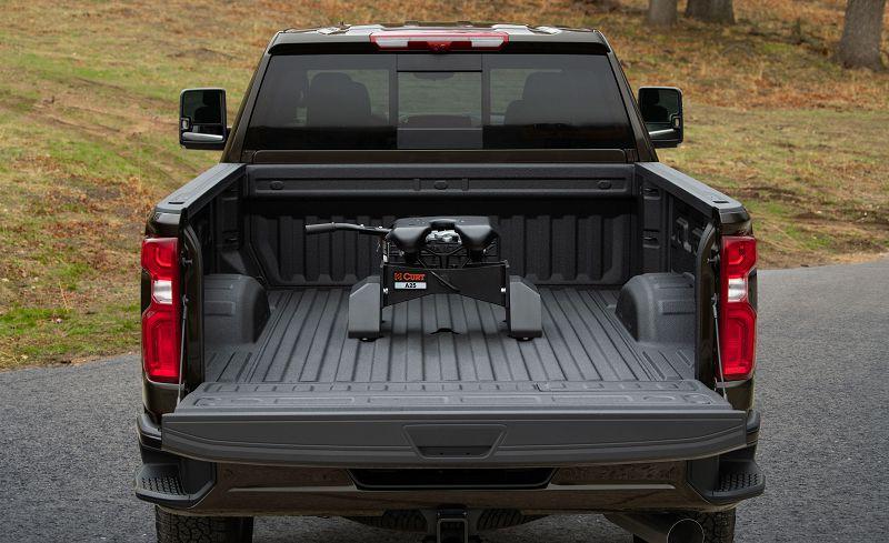 Багажник Chevrolet Silverado 2019