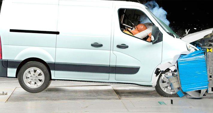 Безопасность Renault Master (Рено Мастер)