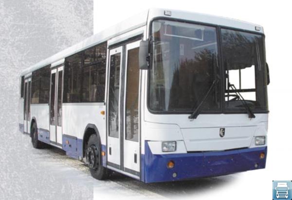 Автобус НефАЗ-5299-30-32 для городских маршрутов