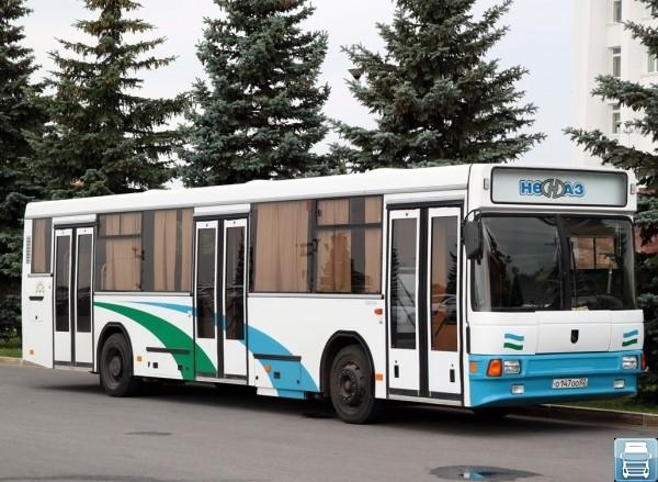Автобус НефАЗ-5299-10 для городских маршрутов