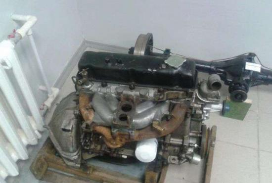 Двигатель УАЗ 3962