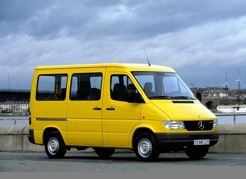 Mercedes-Benz Sprinter фото авто