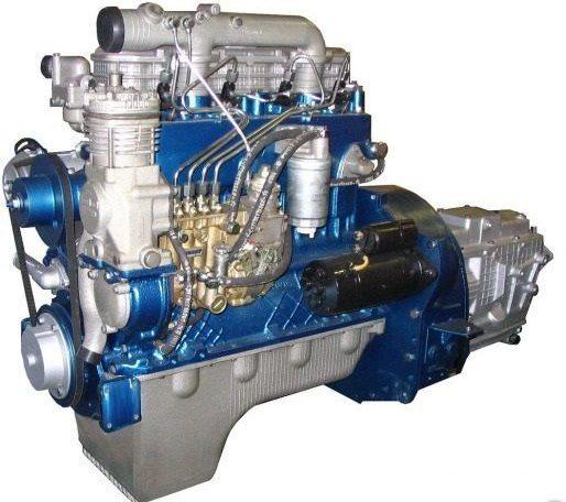 Мотор ММЗ Д-245.9Е3