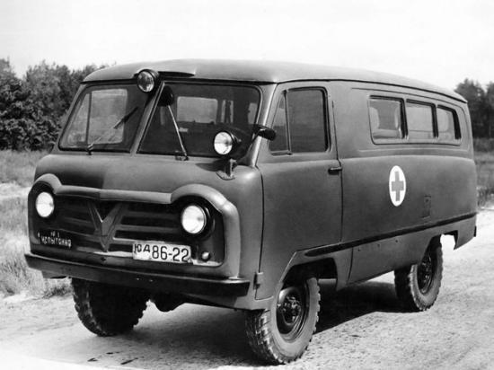 УАЗ 452