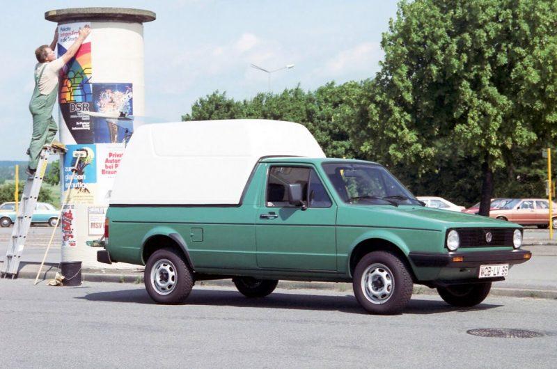 Авто Volkswagen Caddy 1982