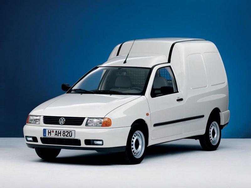 Фото Volkswagen Caddy Typ 9K