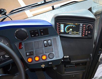 бортовая панель ЛиАЗ-4292