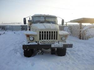 особенности использования автомобиля Урал-5557