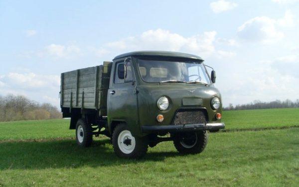 История создания УАЗ-39094 «Фермер»