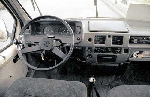 Кабина ГАЗ-2752 «Соболь»-01