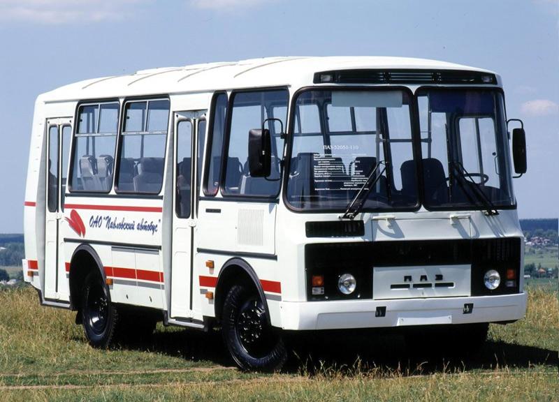 ПАЗ-32051