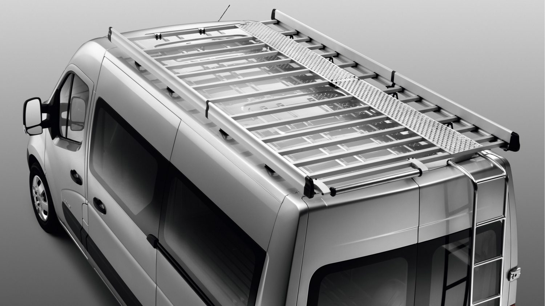 Renault Master - Рено Мастер - Функциональность
