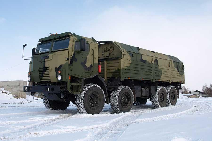 КамАЗ-53501 6х6