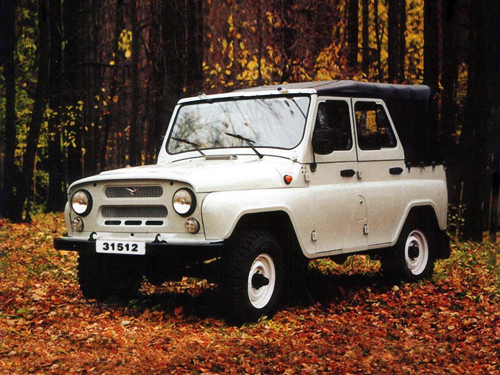 УАЗ-31512 двигатель