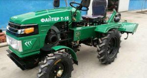 файтер Т-15