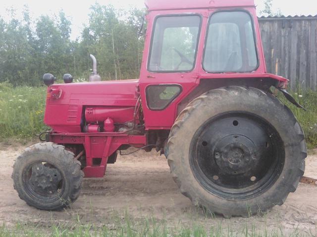 трактор т 40 лтз 55