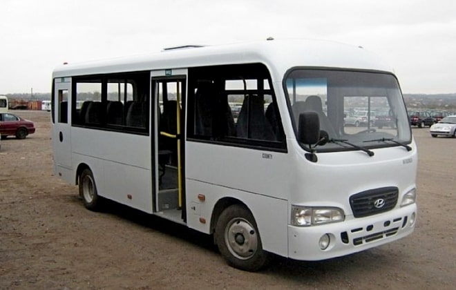 Автобус серии County
