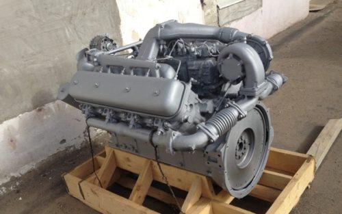 Двигатель ЯМЗ 238Д2-1000186.