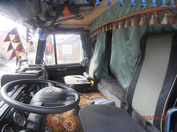 Кабина «МАЗ-64229»