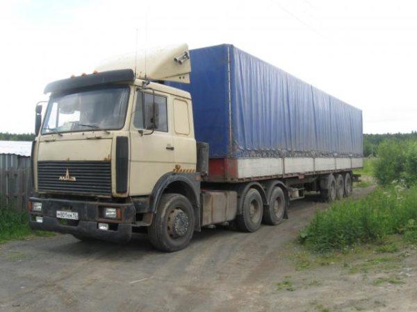 Подвеска «МАЗ-64229»