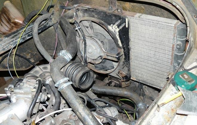 Радиатор УАЗа