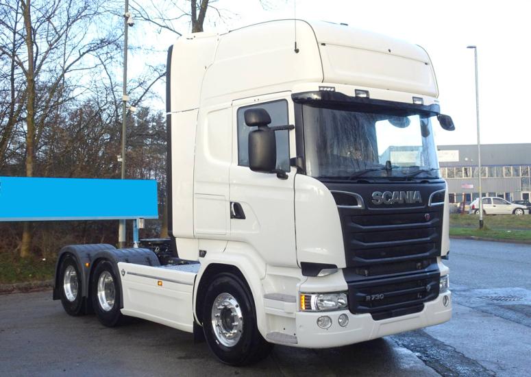 Седельный тягач Scania R730