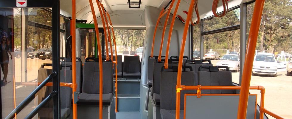 салон маз 203, салон автобус маз 203