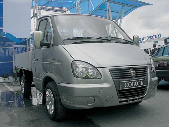 ГАЗ 2310 технические характеристики и размеры, двигатель и расход топлива