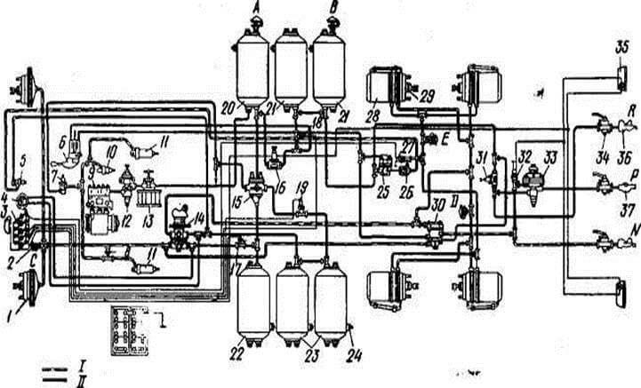 КамАЗ-4310 электрическая