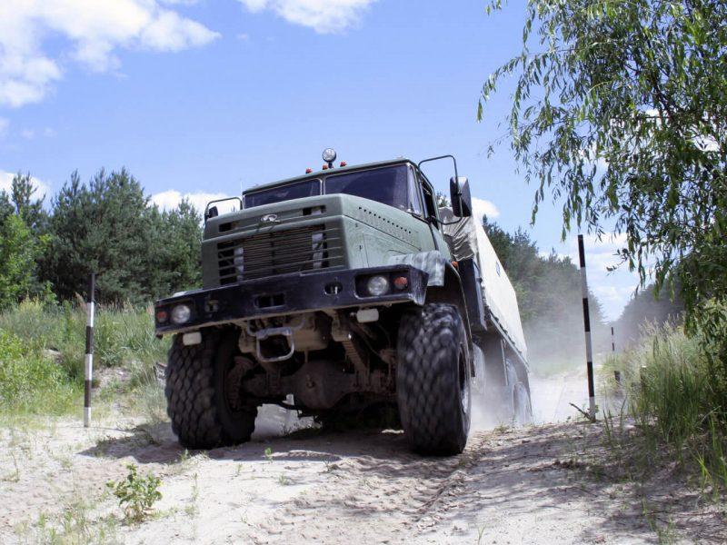 КрАЗ-6322 фото авто