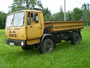 Автомобиль КАЗ-4540