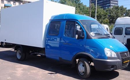 ГАЗ 33023 технические характеристики и размеры, двигатель и расход топлива