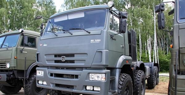 Кабина «КамАЗ-63501»