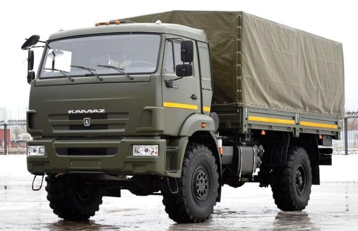КамАЗ 4350 технические характеристики и устройство, двигатель и расход топлива, размеры