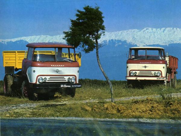 КАЗ-4540 технические характеристики и отзывы владельцев
