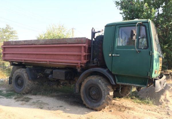 Сфера применения «КАЗ-4540» (2)