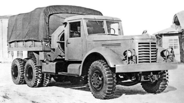 ЯАЗ-210Г