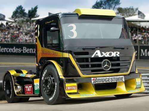Mercedes Axor - Formula Truck