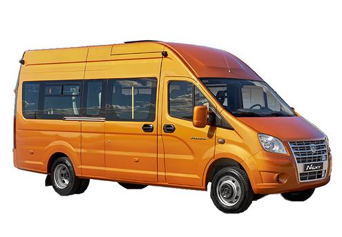 Автобус Газель Next на базе цельнометаллического фургона