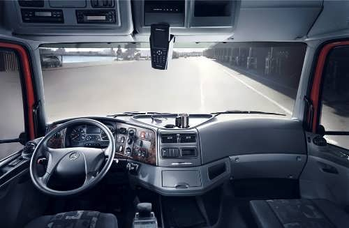 Interior Mercedes Axor