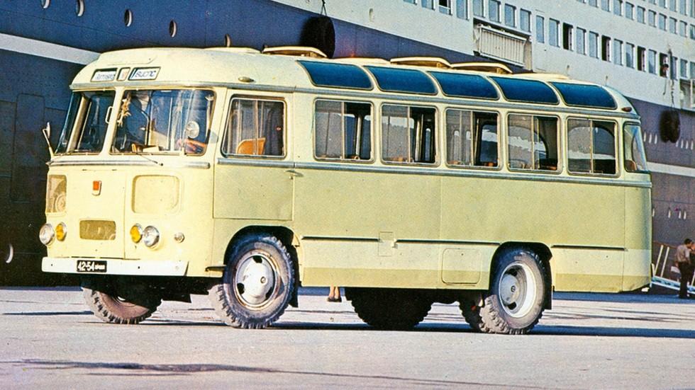 ПАЗ-672 '1964–67