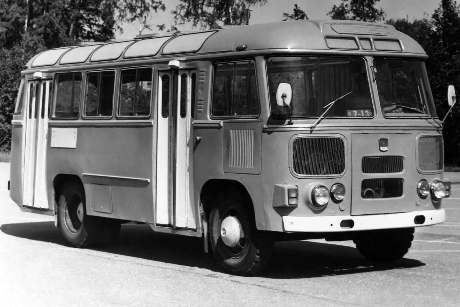 ПАЗ-672М '12.1982–11.1989