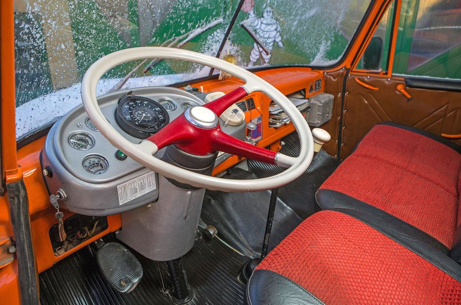 Татра 148 кабина