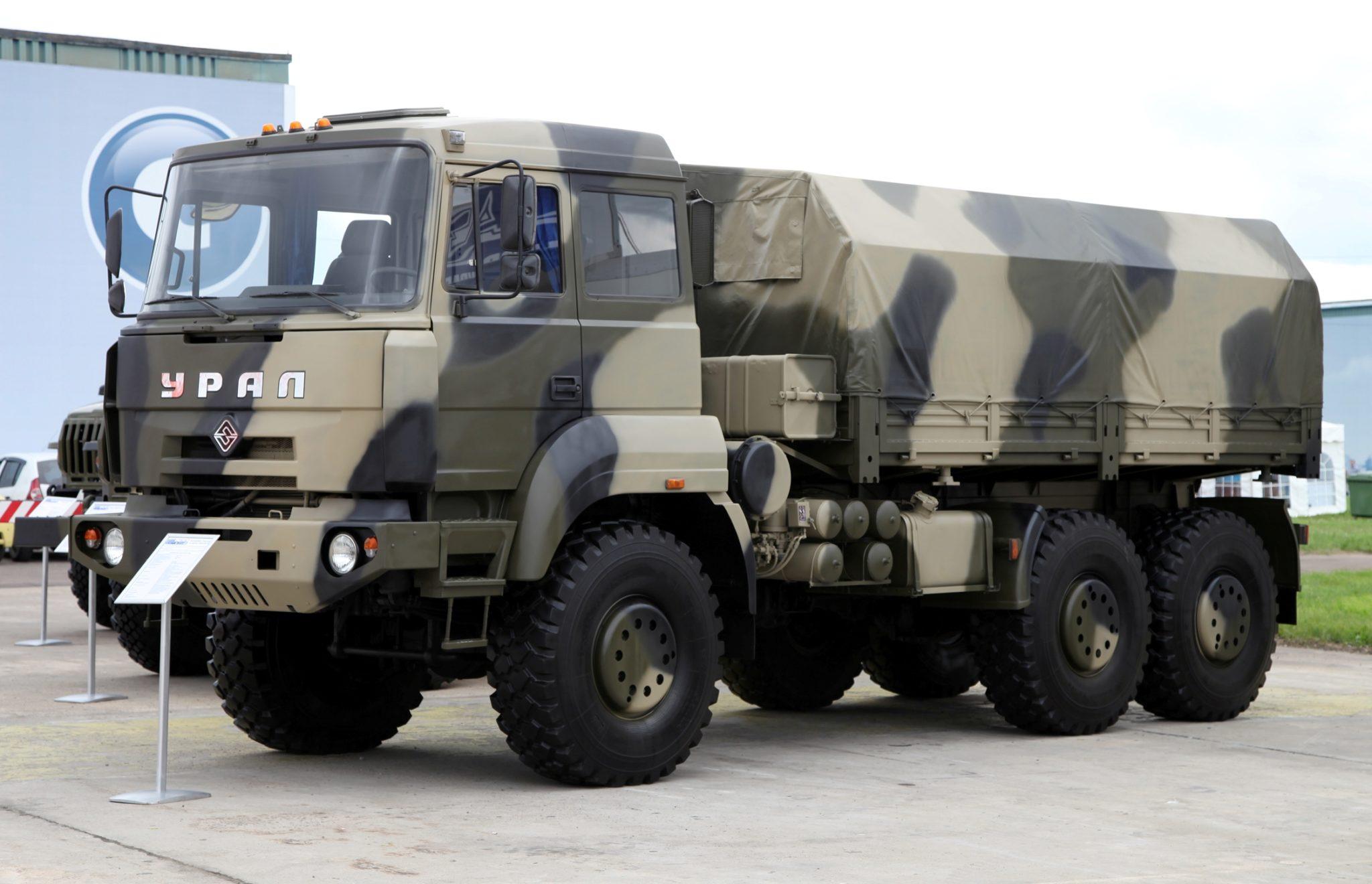 Урал 6370