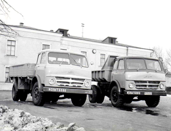 МАЗ-503 Опытный '1958