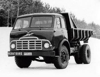 МАЗ-503 Опытный '1962