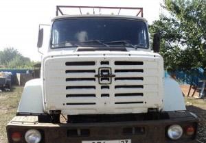 машина ЗИЛ-433360
