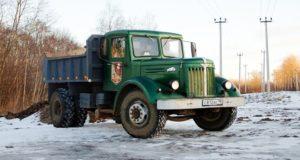 Грузовик МАЗ-205