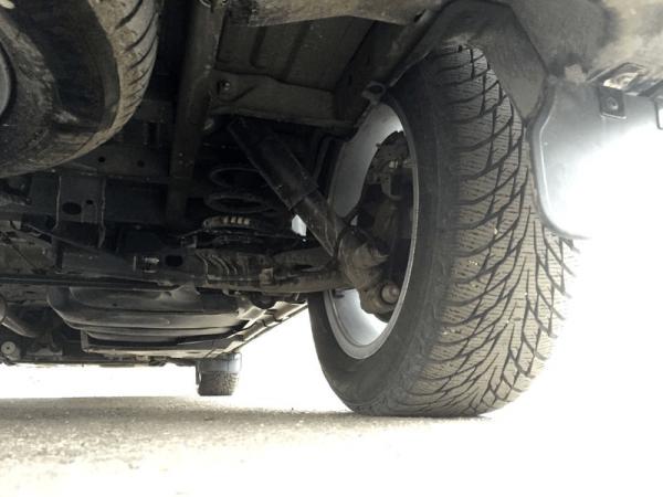Задняя подвеска VW Multivan